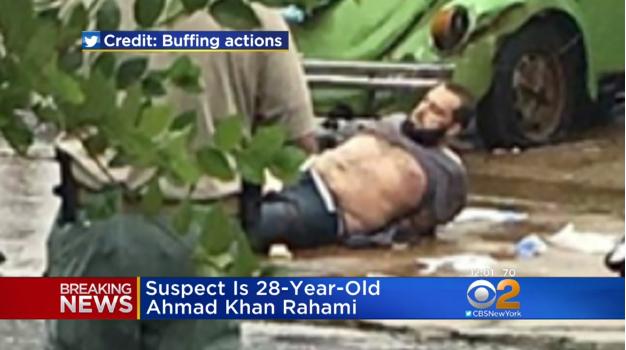 Linden Police arrested Ahmad Khan Rahami on Sept. 19, 2016 after an intense manhunt.
