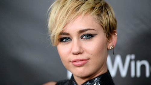"Miley Cyrus says she is ""gender fluid."""