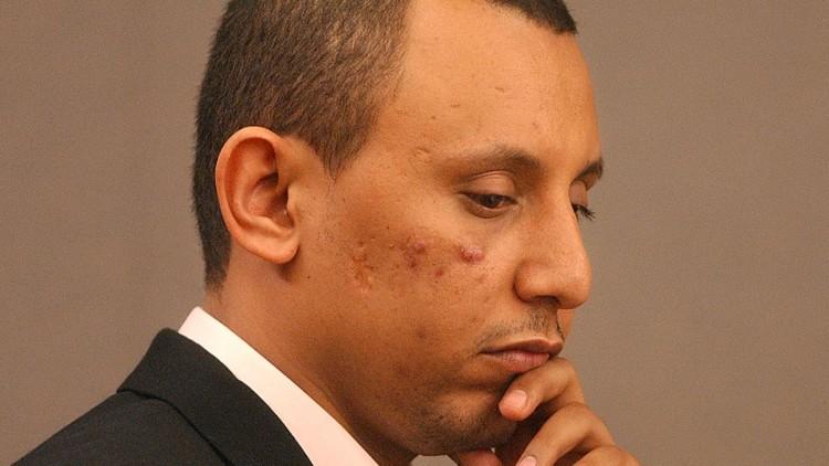 Khalid Adem, shown in an earlier court appearance.