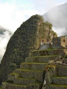 Machu Pichu  Copyright Bruno Lange