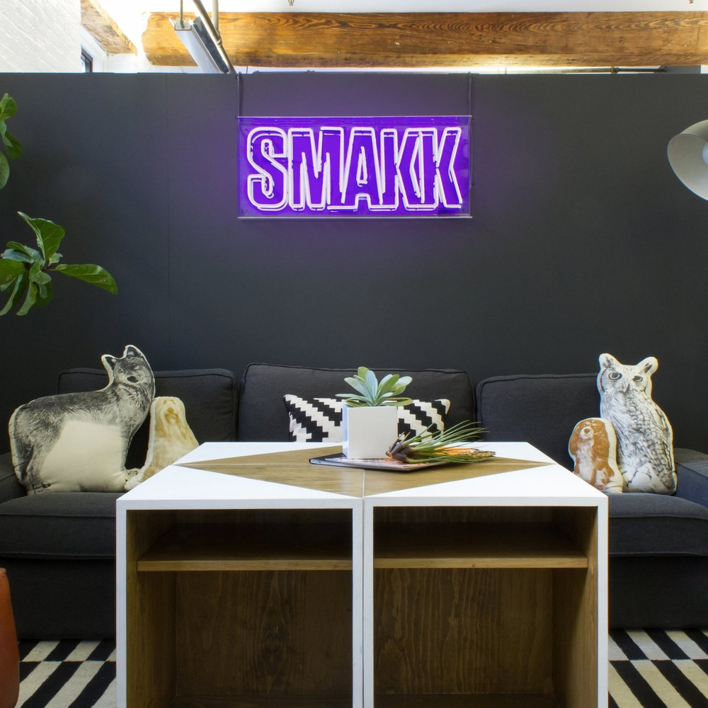 SMAKK - Williamsburg, New York, completed 2016