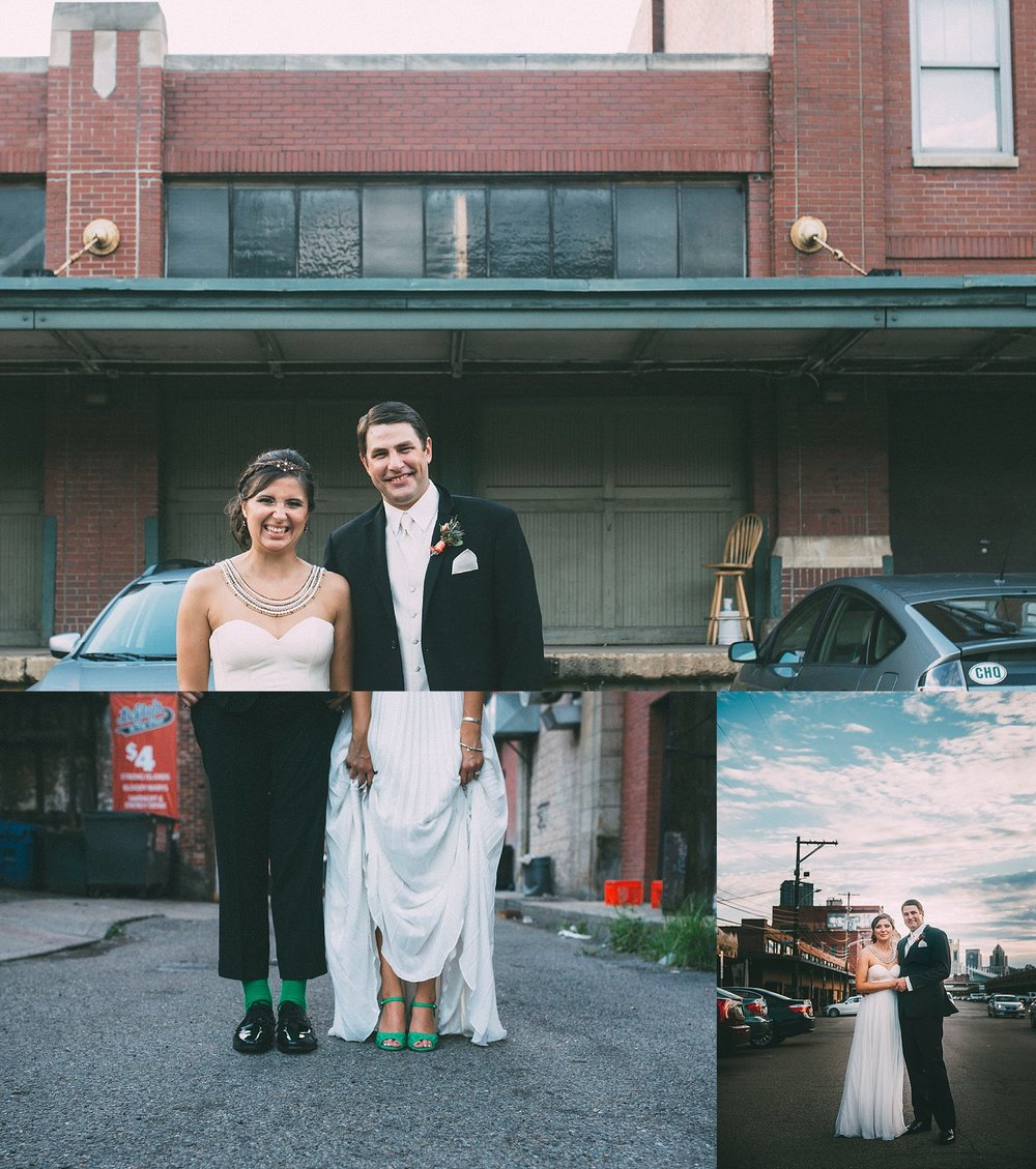 Strip District Weddings
