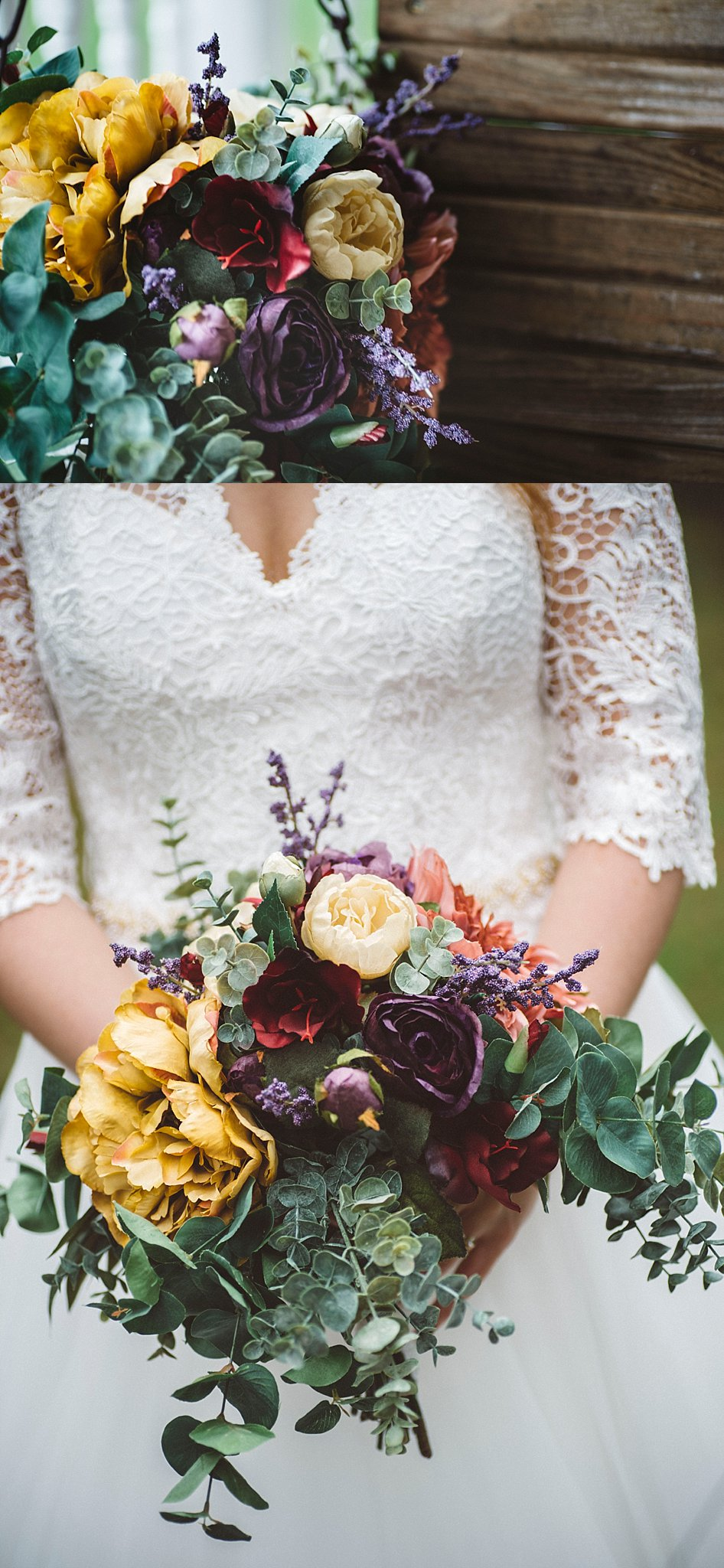 Wedding plastic flowers Pittsburgh wedding photographer