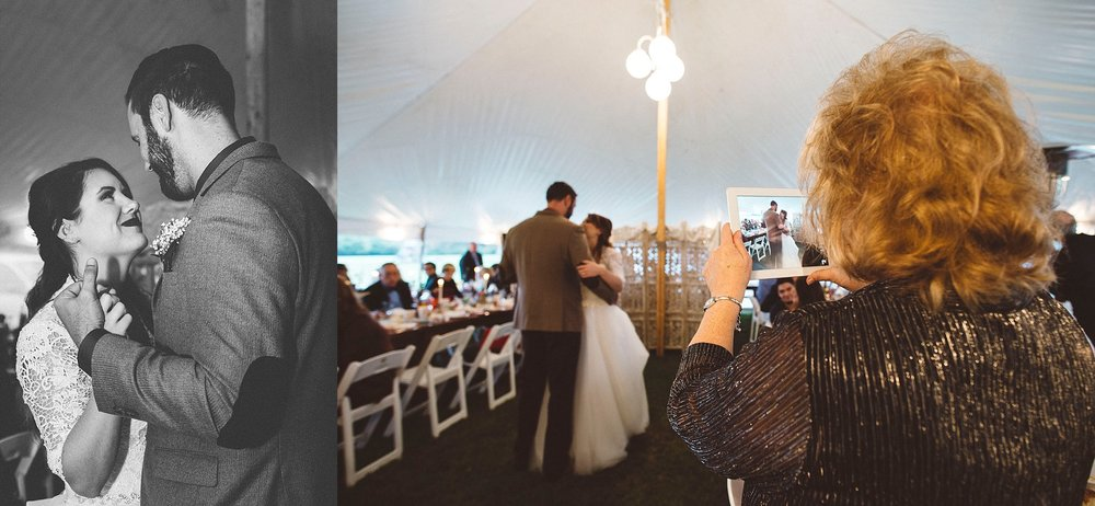 ipads at weddings - Pittsburgh wedding