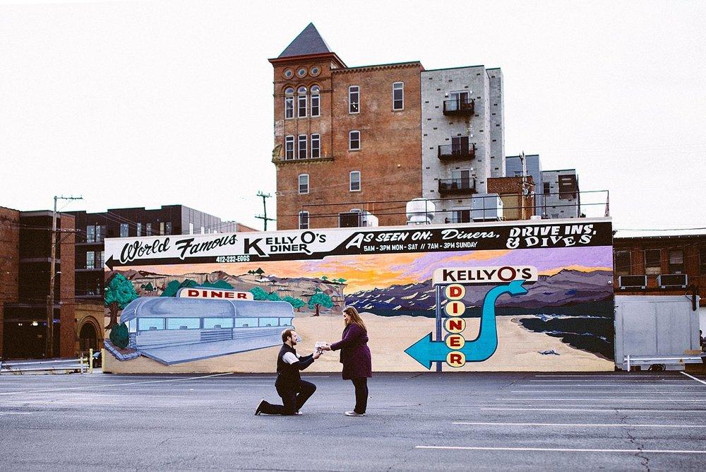 Proposal Strip District | Sandrachile.com