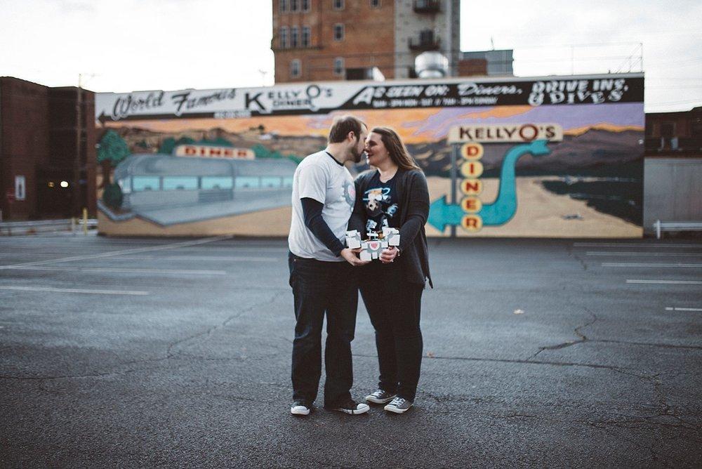Pittsburgh engagement | Sandrachile.com