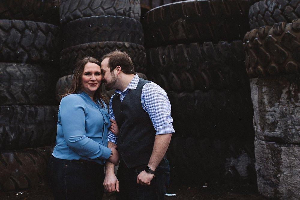Pittsburgh Couple | Sandrachile.com