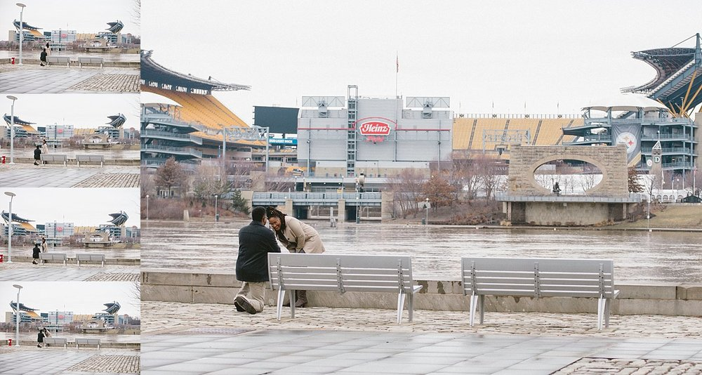 Proposal at the Point, Pittsburgh