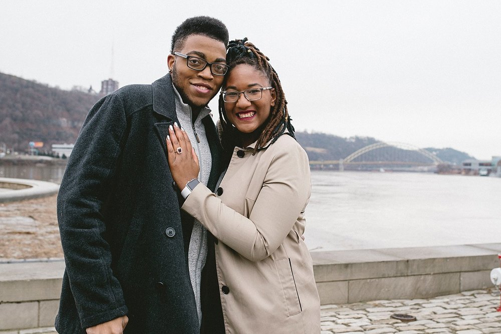 engagement at the Point Pittsburgh