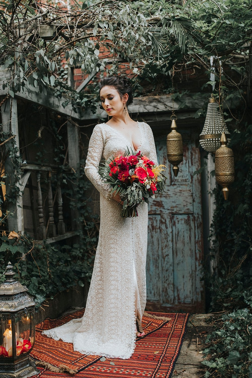 Moroccan Inspired Pittsburgh Wedding by Sandrachile