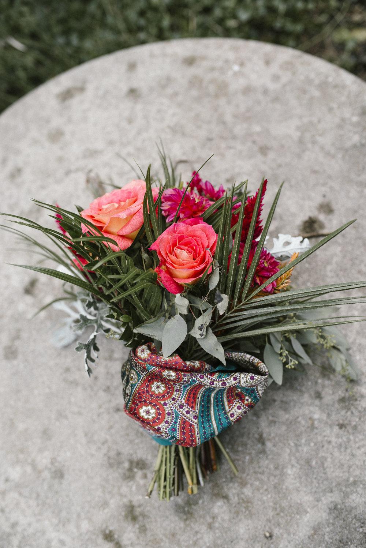 greenSinner  flowers