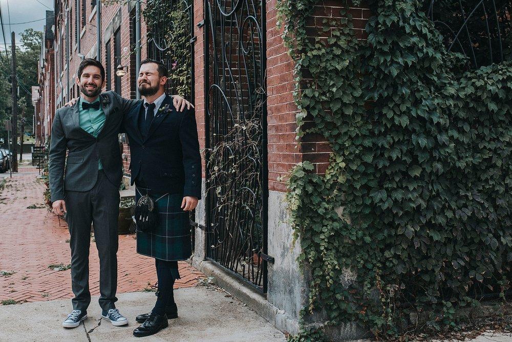 Kilt groom Pittsburgh