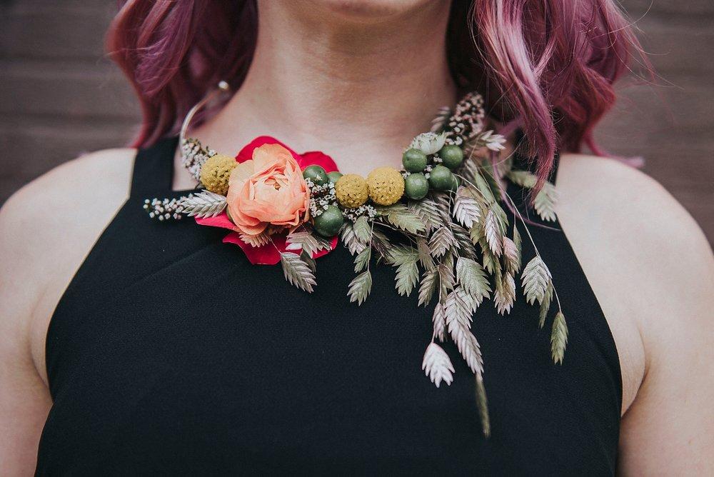 alternative wedding accessories Sandrachile