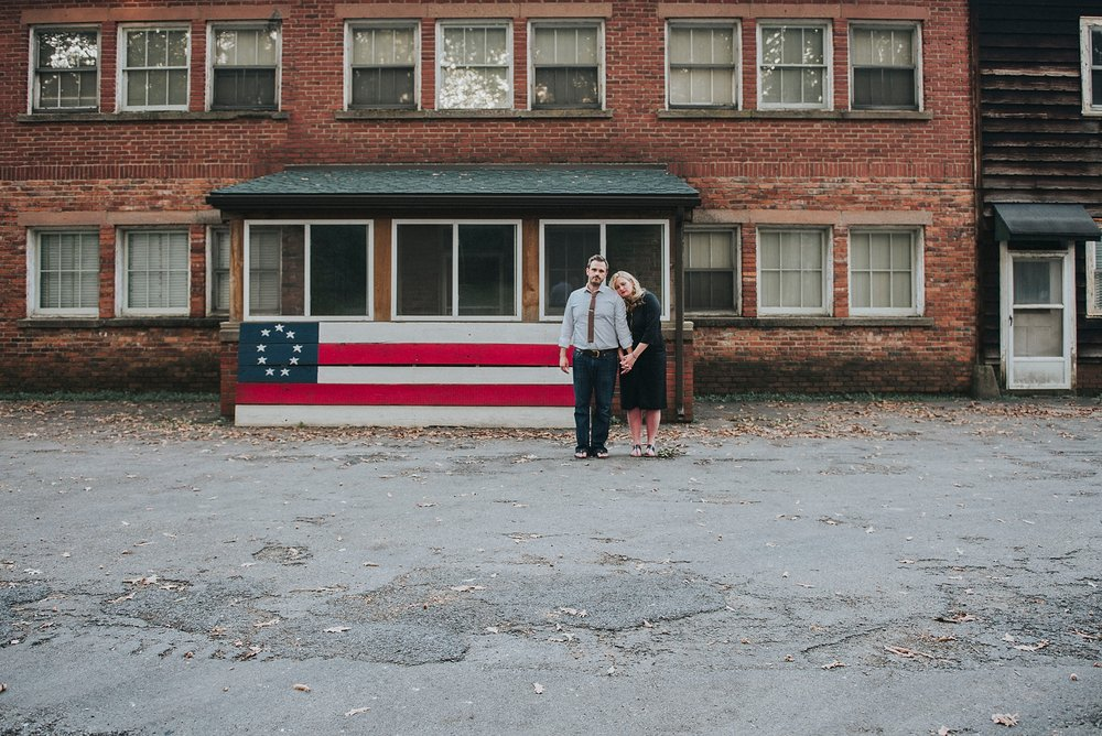 Americana engagement session