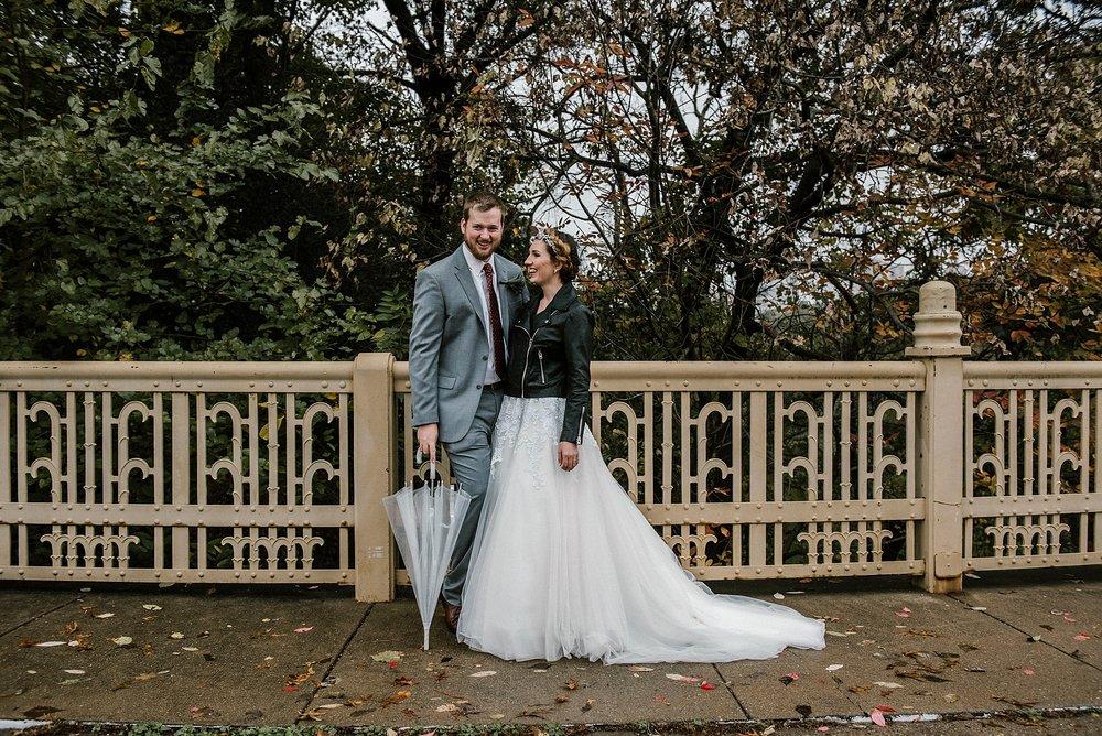 Pittsburgh creative wedding photographer Sandrachile