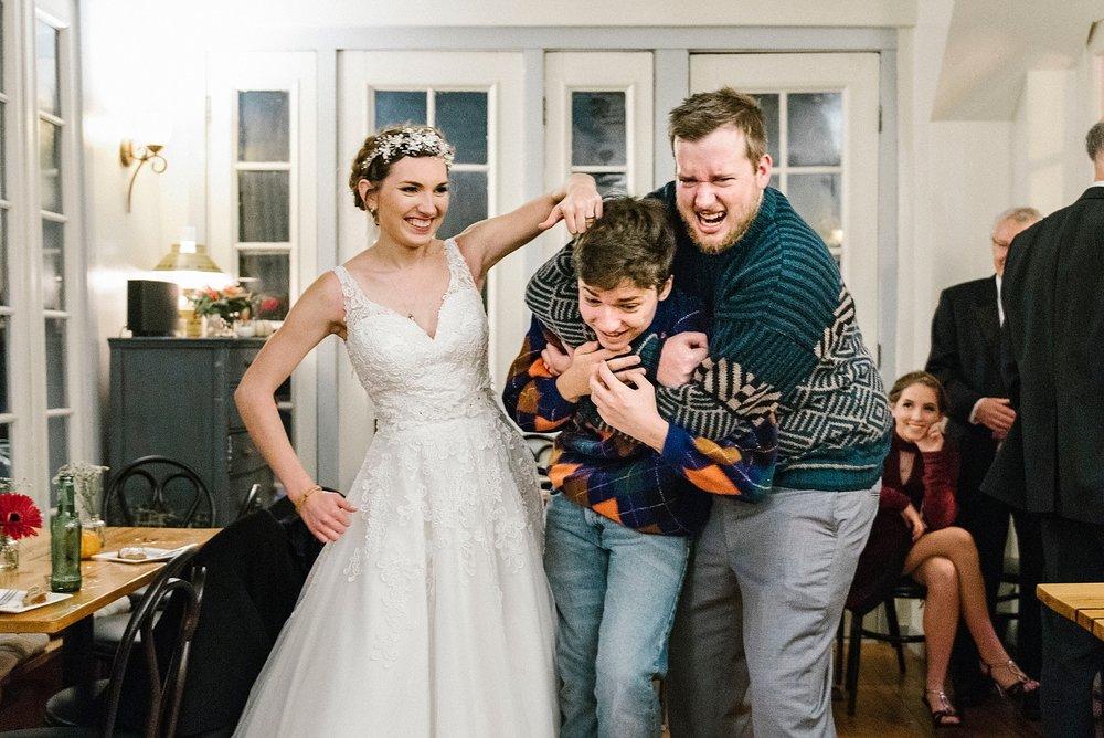 Pittsburgh fun wedding photographer Sandrachile