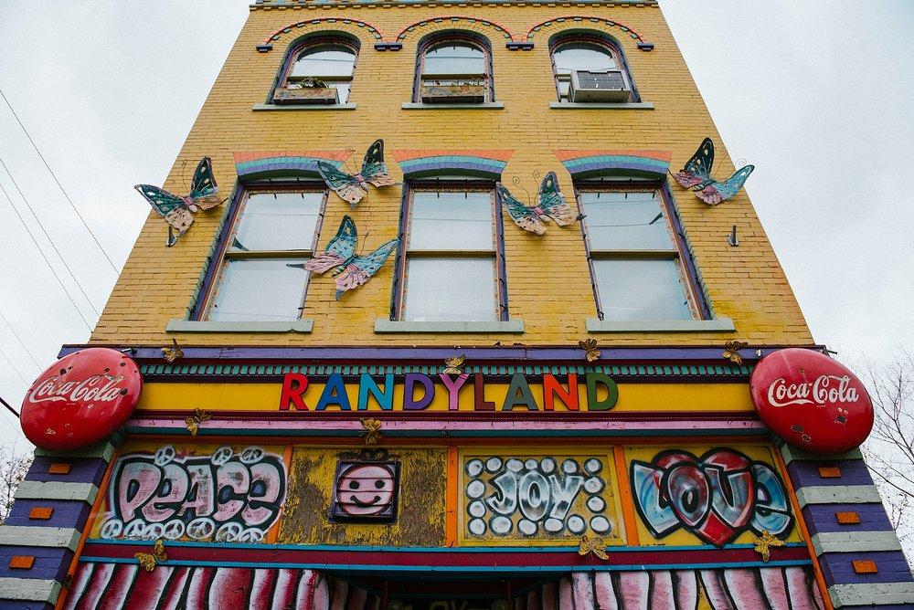 Randyland-pittsburgh-sandrachile