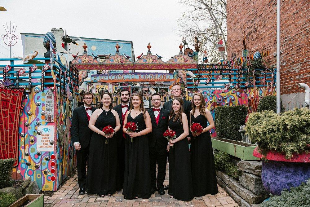 wedding-party-black