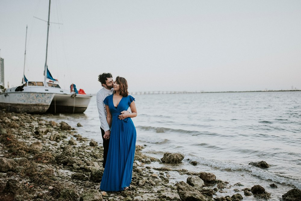 Miami beach elopement photographer
