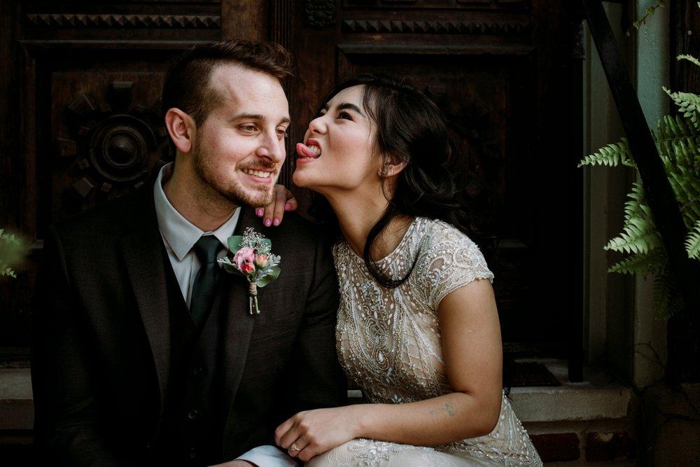 not boring wedding pittsburgh