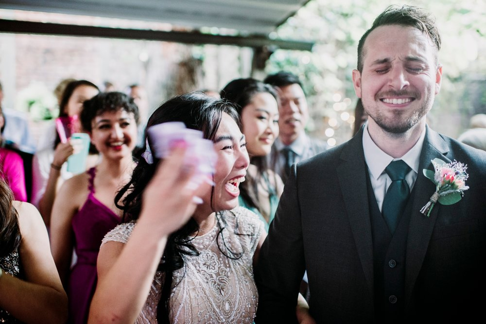 fun wedding pictures