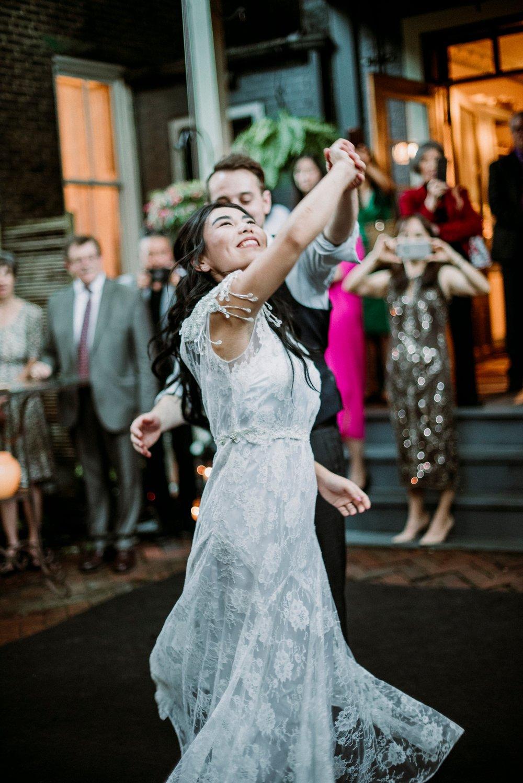 happy bride chinese
