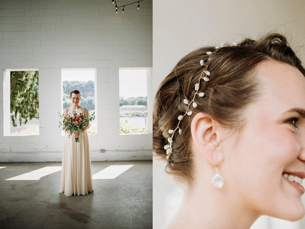 DIY bride accesories