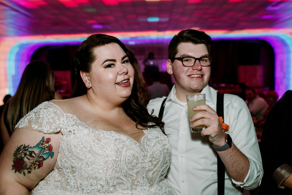 Ian Brill Spirit wedding