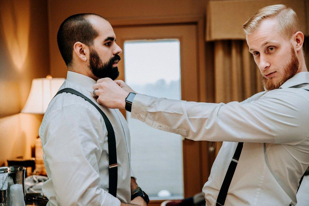 dudes at weddings