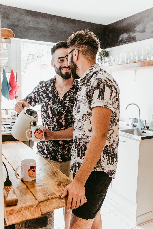 gay engagement photographer