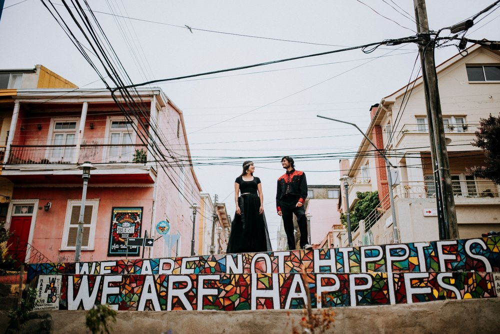 Valparaiso elopement