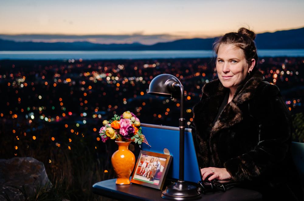 Blogger C. Jane Kendrick