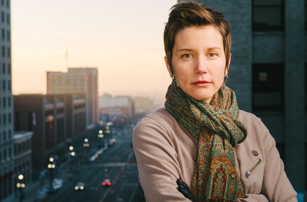 Erin Mendenhall, Interim Executive Director of Breathe Utah