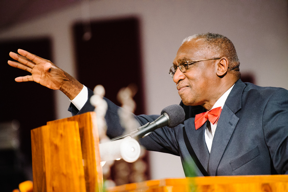 Pastor France Davis