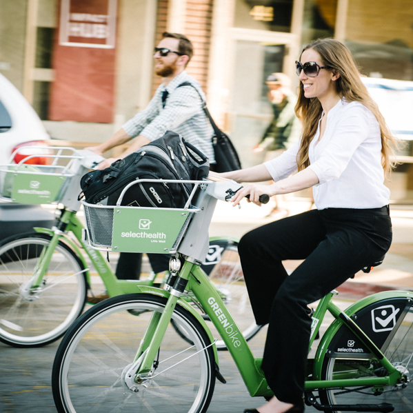 GreenBike SLC