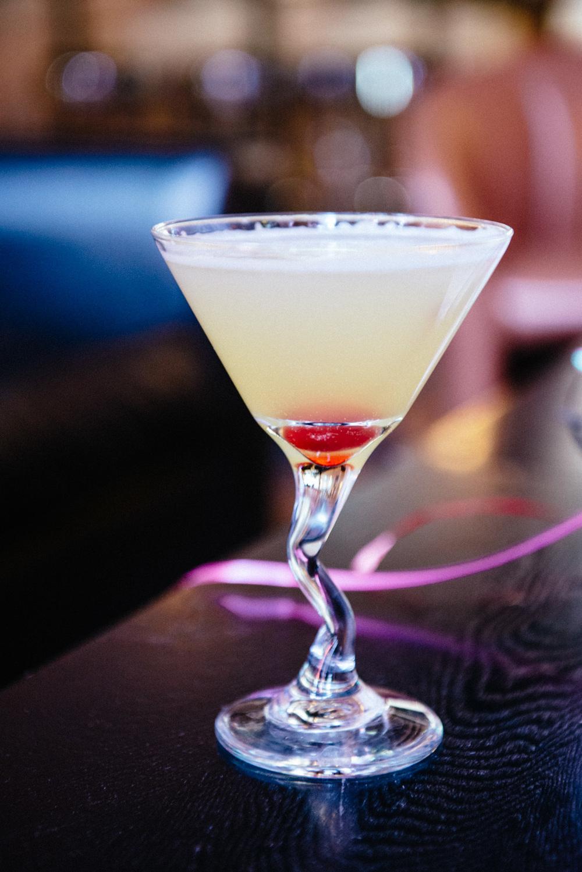 The Crisp Pear // Kristauf's Martini Bar