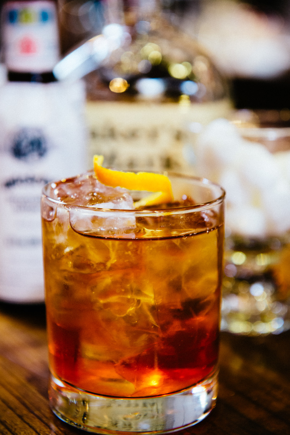 Old Fashioned // Whiskey Street