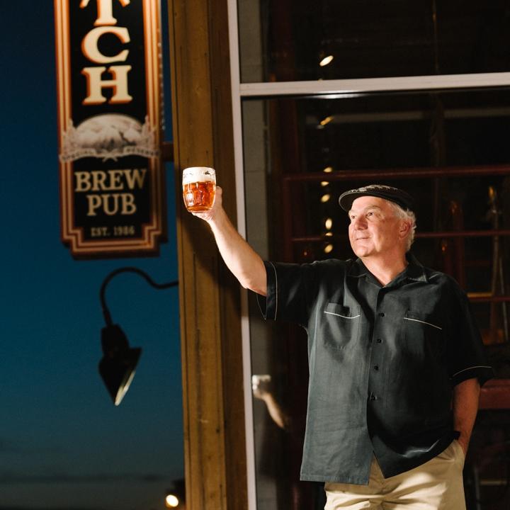 The Beer Pioneer