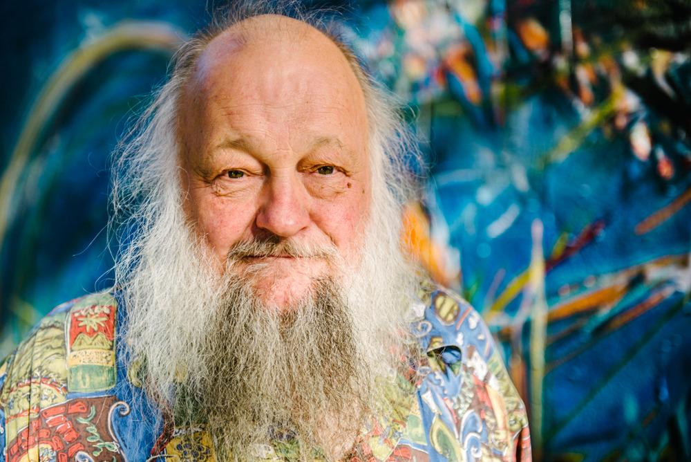 Ken Sanders, owner of Ken Sanders Rare Books