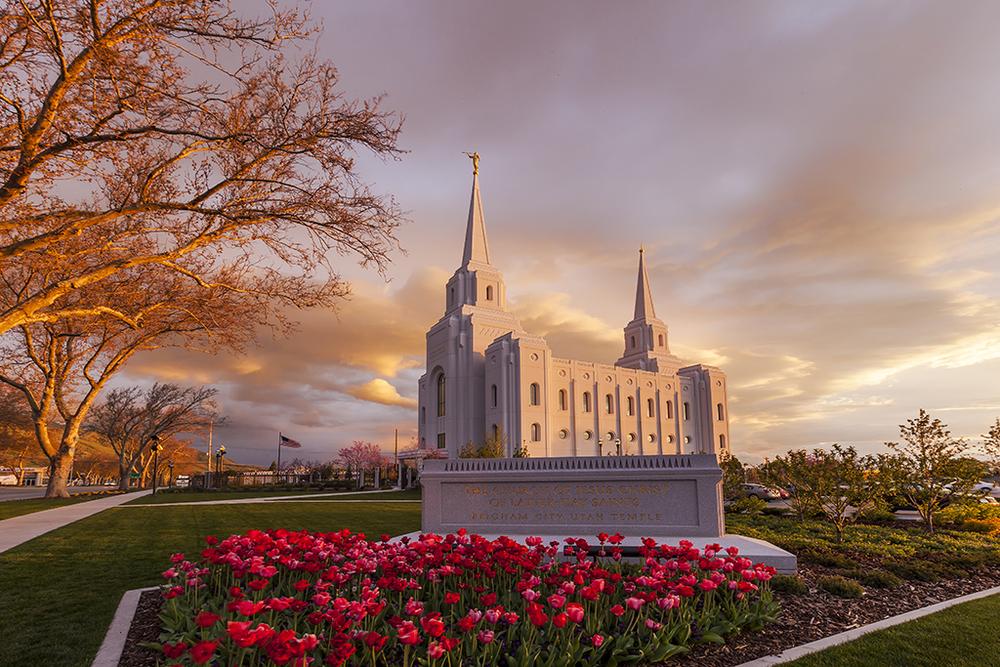 Brigham City Temple