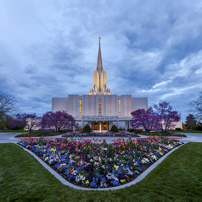The LDS Temples