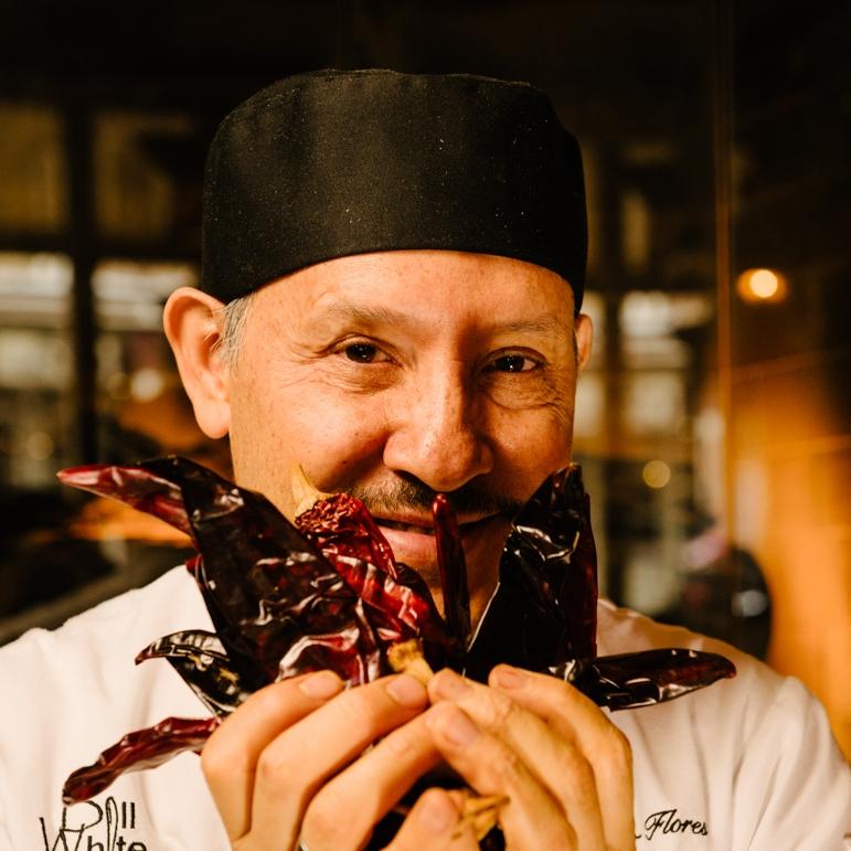 Chef Arturo Flores
