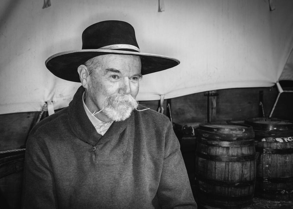 Waddie Mitchell, cowboy poet