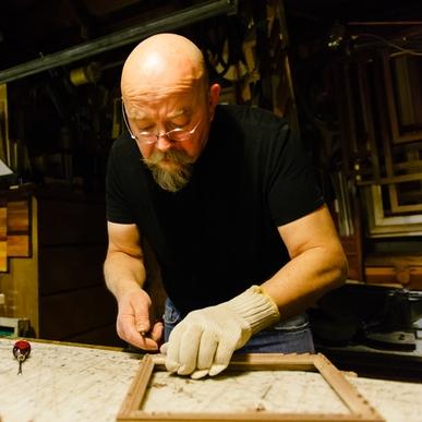 M. Scott Gardner | Master Frame Builder