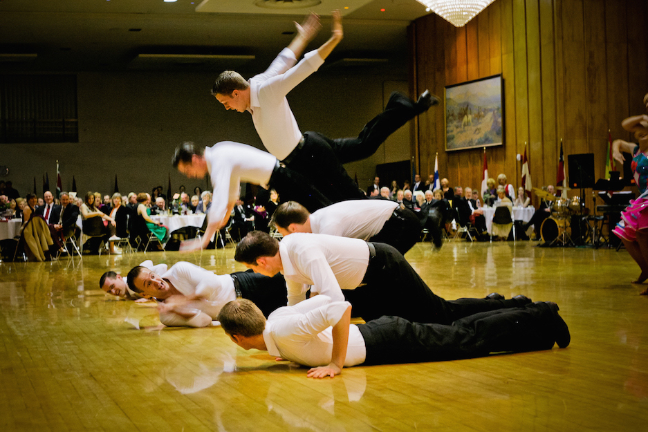 BYU Ballroom Dance Team