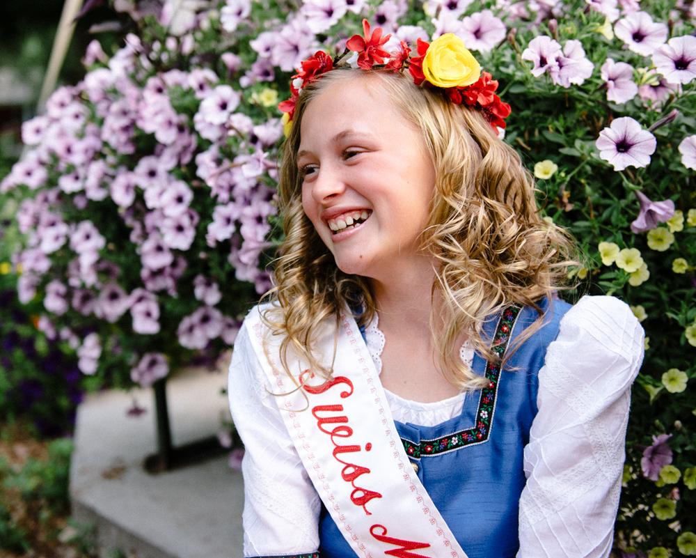 Ella Ballstaedt, Swiss Miss 2015