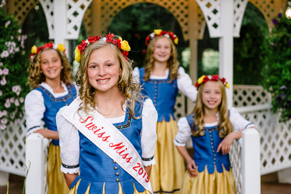 Swiss Miss Royalty