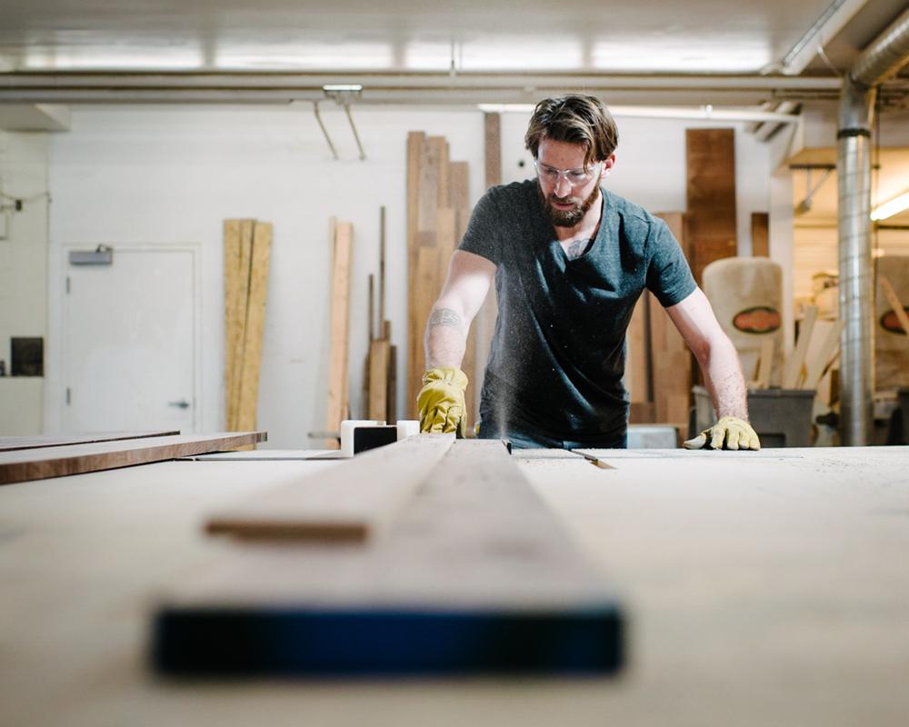 Project Sunday | Custom Furniture Makers