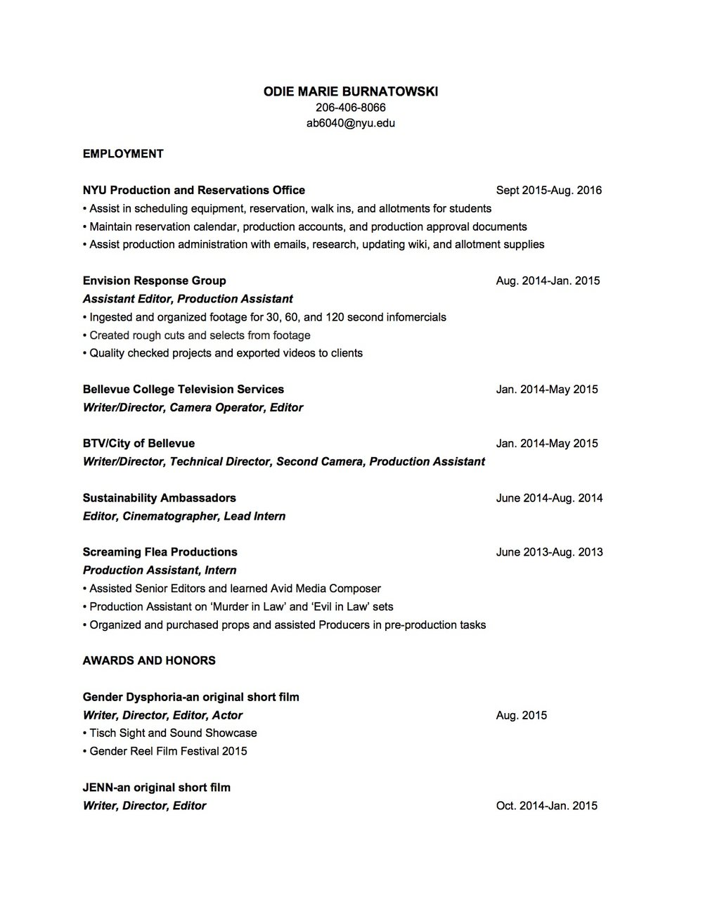 Resume Services Testimonials A countless list of satisfied Yelp Resume for  Joshua Cunningham