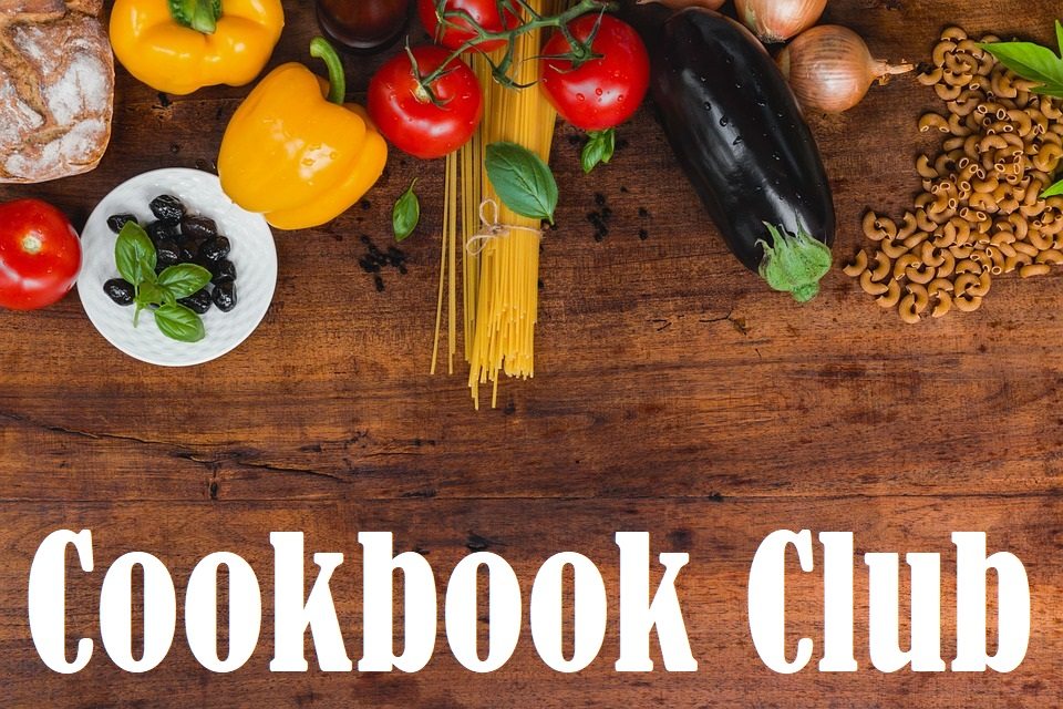 with Ranelle Kirchner - Read. Cook. Eat. Discuss.To sign up for Subtext's monthly cookbook club, email Ranelle Kirchner at ranellek@gmail.com.